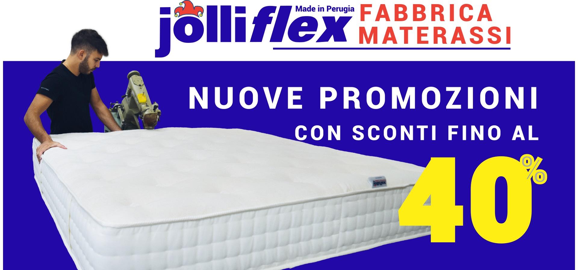 Materassi Ponte San Giovanni.Materassi Perugia Jolliflex Fabbrica Con Vendita Diretta